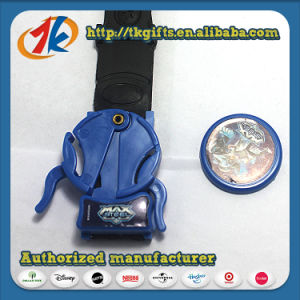 China Supplier Cool Plastic Watch Flying Disc Shooter for Kids pictures & photos