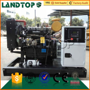 low noisie diesel genset power generator pictures & photos