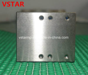 Low Cost High Precision Customized Stainless Steel Part by CNC Machining pictures & photos