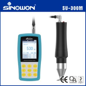 Portable Motorized Ultrasonic Hardness Tester SU-300M pictures & photos