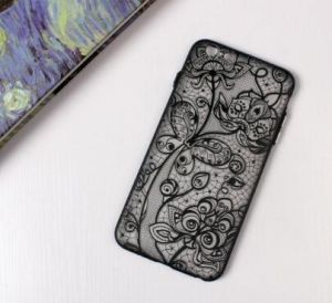 Hot Lace Underwear Design Sexy Mobile Phone Case with Finger Ring for iPhone 6/7 Plus pictures & photos
