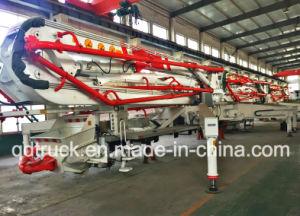 Imported parts 37/42m concrete pump boom pictures & photos