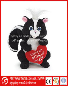 Hot Sale Plush Squirrel Toy for Promotion Toy