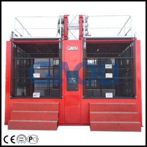 Most Popular Sc200/200 Construction Elevator pictures & photos