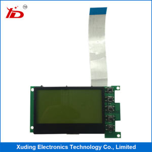 132*64 Cog LCD Display Module Positive FPC Connector Graphic LCD pictures & photos
