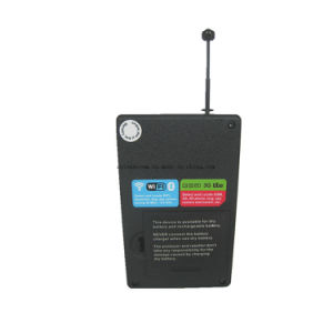RF Signal Detector with Environment Adaption + Lens Finder + Expert 3G 2100 Detection Bug 2g/3G/4G GPS Tracker Anti Candid Anti-Spy Device pictures & photos