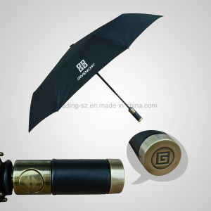 High Quality 3 Fold Automatic Open&Close Fashion Sun/Rain Umbrella (JF-AGV301) pictures & photos