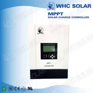 Wide Operating Voltage Range MPPT Solar Charge Controller pictures & photos