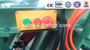 Batch off Line, Automatic Rubber Sheet Cooling Line