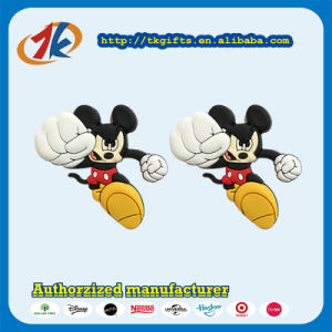 Customized Design Cartoon 3D Rubber Fridge Magnet pictures & photos