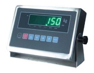 Floor Scale Electronic Scale Indicator pictures & photos