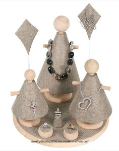 Pagoda Shape Jewelry Display Stand pictures & photos
