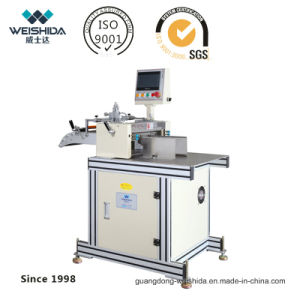 Wzq300 Hi-Speed CNC Cutting Machine for Laminating and Punching Materials pictures & photos