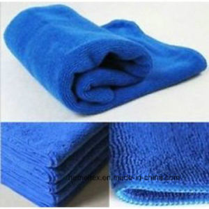 Microfiber Car Cleaning Towel/Microfiber Cloth pictures & photos