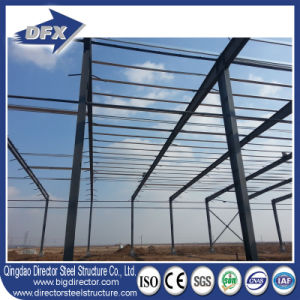 Large Scal Prefabricated Steel Structure Shopping Mall pictures & photos