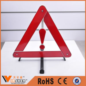 Economic Road Signs Car at Emergency Warning Reflective Triangle pictures & photos