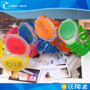 RFID 125kHz Lf Wristband Tag pictures & photos