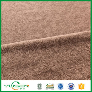 High Standard 100% Polyester Wholesale Fabric Fleece pictures & photos