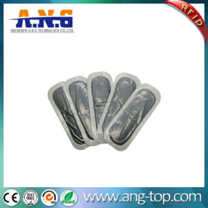 Installing Outside RFID Patch Tire Tag for Tire Tracking pictures & photos