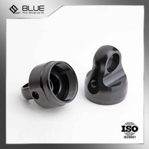 High Precision Black Anodized CNC Turning pictures & photos