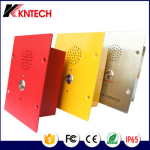 Elevator Intercom Knzd-11 SIP Phone, Analog Phone Available Kntech pictures & photos