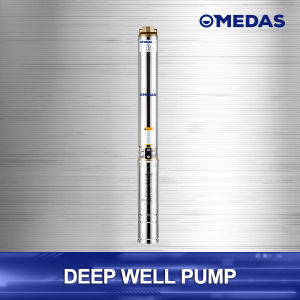 High Pressure Deep Well Water Pump pictures & photos