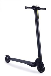 5 Inches Carbon Fiber Electric Scooter pictures & photos