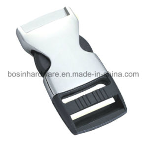 25mm Metal Plastic Side Release Buckle for Webbing pictures & photos