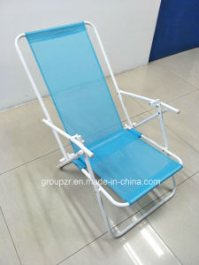 Metal Camping Adjust Outdoor Folding Chair pictures & photos