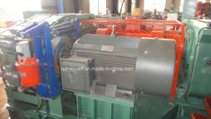 Two Rollers Open Mixing Mill, Rubber Mixing Mill with New Technology pictures & photos