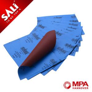 Ap37 Aluminum Oxide Latex Paper Abrasive Sanding Paper pictures & photos