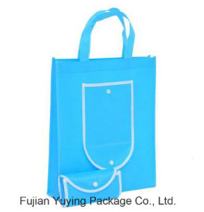 Laminating Tote Non Woven Shopping Bag with Customized Logo pictures & photos