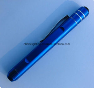 Diagnostic LED Medical Penlight with Cool White Light or Yellow Light pictures & photos