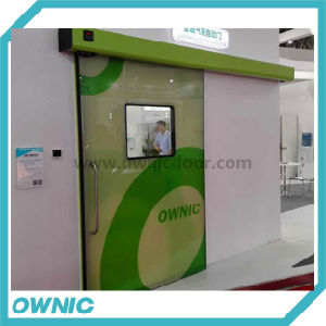 New Product! Dmh01 Automatic Hermetic Colorful Glass Door pictures & photos