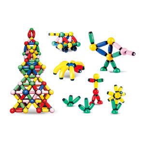 Child Magnetic Building Block Toy for Sale pictures & photos
