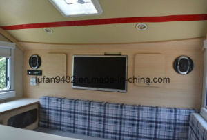 Teardrop Outdoor Travel Camping Trailer (TC-005) pictures & photos