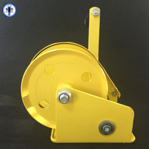 1000kg Hand Winch Powder Coating pictures & photos