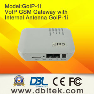1-Channel VoIP GSM Gateway with Internal Antenna GoIP-1I pictures & photos