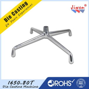 Aluminum Chair Parts, Four-Star Feet pictures & photos