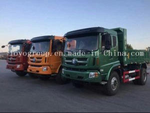 Sinotruk Cdw 4X2 6wheel Dump Truck Hot Sell pictures & photos