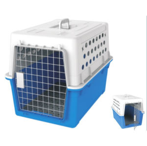 Outdoor Airline Approved Plastic Pet Carrier pictures & photos