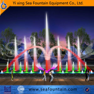 LED Light Decorative Multimedia Music Pool Fountain pictures & photos