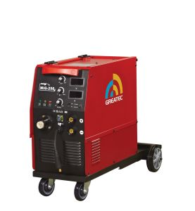 IGBT Inverter CO2 Gas Shield Welding with Trolly (MIG250)