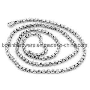 Stainless Steel Square Rolo Chain pictures & photos