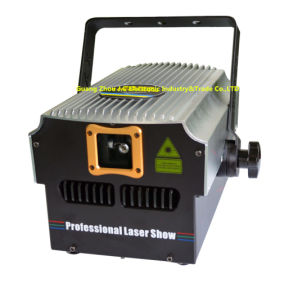 4W RGB Animation Laser Lighting for Stage Wedding Club pictures & photos