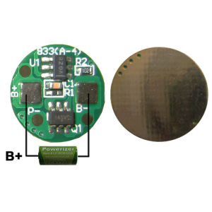 1s 3.7V PCM for 14430/14500 Battery pictures & photos