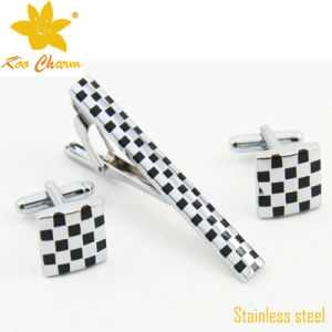 Tieclip-010 Personalized Gold Plated Soft Enamel China Fashion Slim Ties pictures & photos