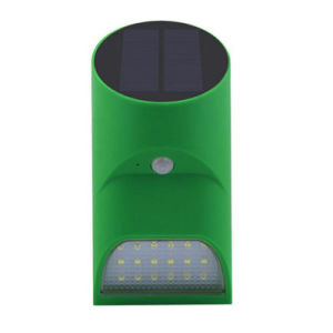 PIR Control+Light Control Solar LED Wall Light/Solar Garden Light pictures & photos