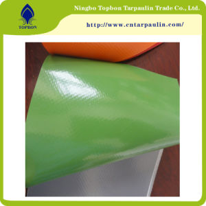 PVC Coated Waterproof Polyester Fabric for Tent Tb032 pictures & photos