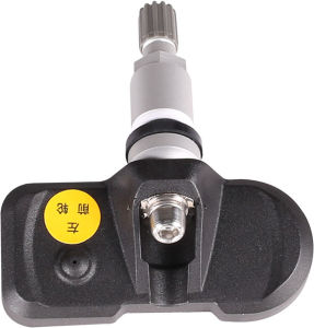 Tire Valve Gauge with TPMS, Solar Power and Built-in Tyre Sensor pictures & photos